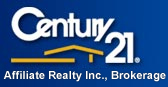 Century 21 Affiliate Realty Inc. Brokerage